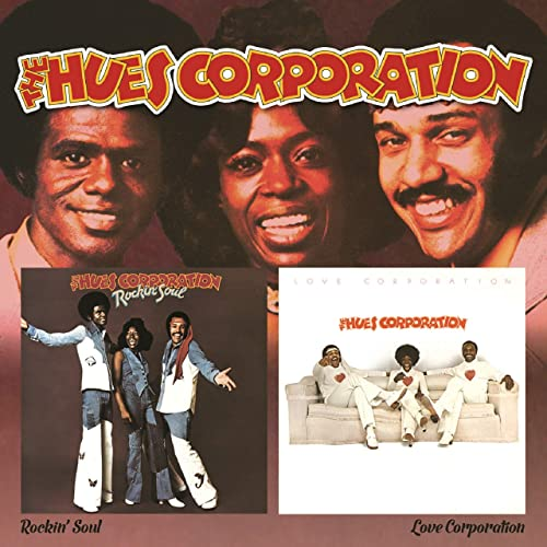 Rockin' soul / Love Corporation
